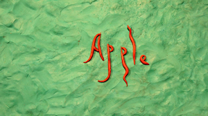 Still from and link to 'Apple'.