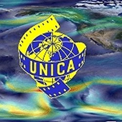 UNICA logo on banner.